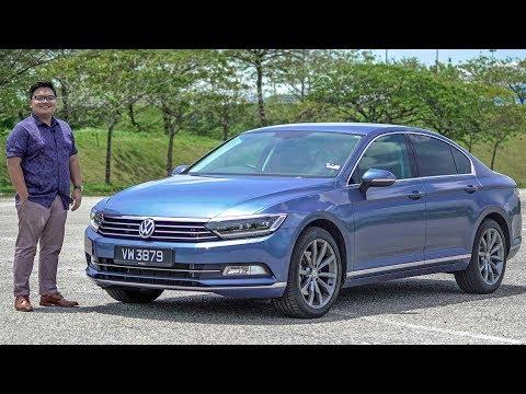 FIRST DRIVE: B8 Volkswagen Passat 1 8 TSI Comfortline review in Malaysia