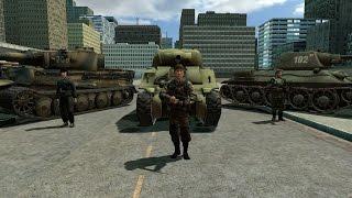 Сборка аддонов на тематику Второй Мировой Войны в Garrys Mod 13