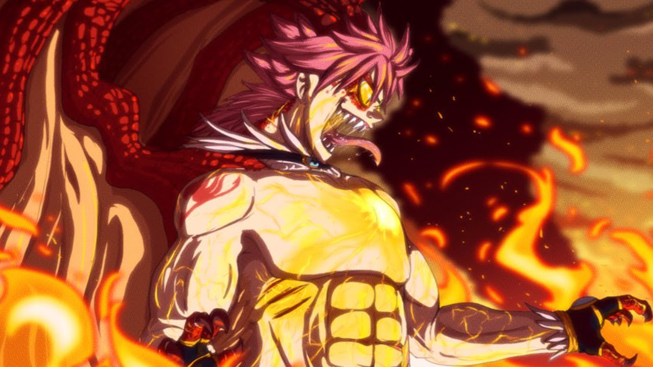 Natsu's Dragon Form!? Fairy Tail Chapter 503 Predictions ...