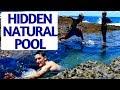 Hidden Natural Aquarium (Natural Pool) in Caraga