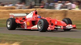 Ferrari F1 F2004 ex SCHUMACHER - The BEST Ferrari F1 Car Ever!