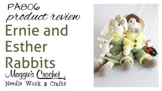 Ernie and Esther Rabbits - Product Review PA806