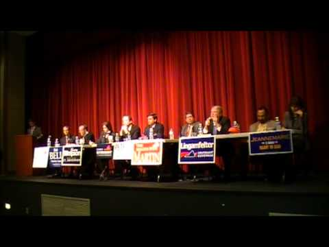 2013 Republican Candidates Forum in Roanoke VA - Lt. Gov & Attorney General - Raw Video