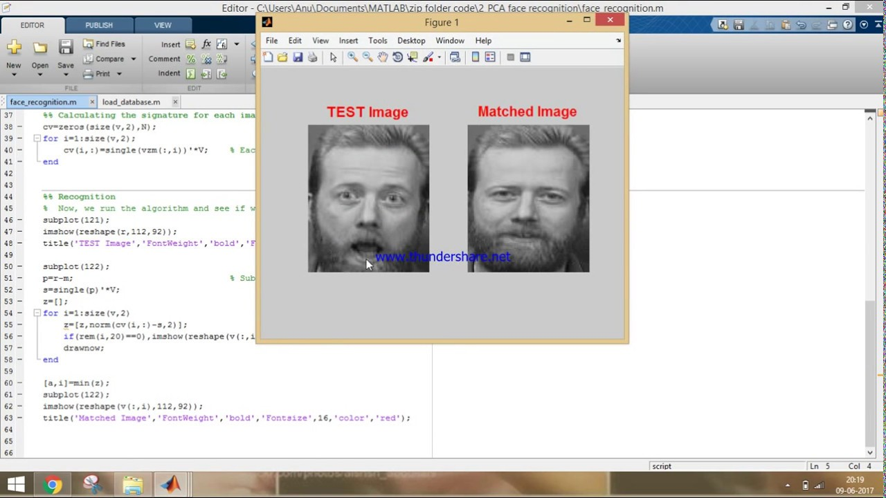 Face Recognition using Principal Component Analysis - Part 2 2