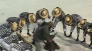 Comissão De Frente Emocionante Do Paraíso Do Tuiuti - Desfile Oficial 2018