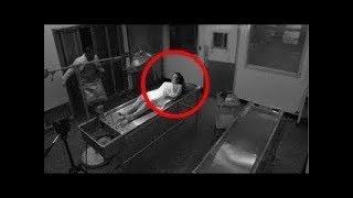 Morg Kameralarına Yakalanan TÜYLER ÜRPERTİCİ 5 Görüntü (YENİ)