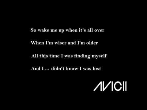 Songtext von Avicii - Wake Me Up Lyrics