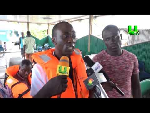 Ghana Gas Donates To Nzulezu Community