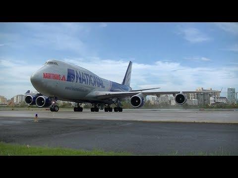 TJSJ Spotting: Military, 747s & More, Great Saturday! Part 1