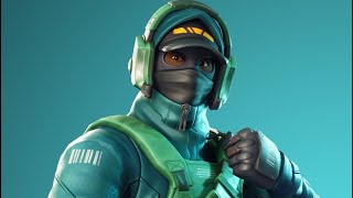 Fortnite (NEW ITEM SHOP) reflex skin mrfreshasians skin!