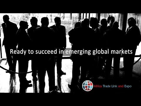 Africa Trade Link & Expo: documentary 2014 - Nairobi, Kenya