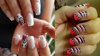 Cute and Easy Nail Art Design for Beginners for short nails