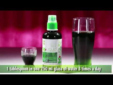 K Liquid Chlorophyll Bengali Language Youtube