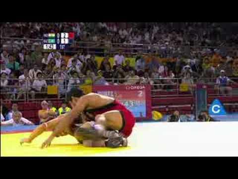 Wrestling - Men