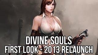 Divine Souls (Free MMORPG): Watcha Playin