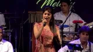 Gambar cover Ankhiyon Ko Rehne Do : Sarrika Singh Live
