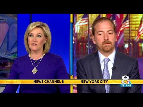 Your Vote: Chuck Todd talks general election, Florida's role