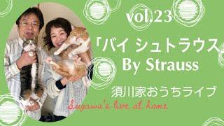 vol.23「バイ シュトラウス」By Strauss