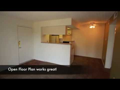 1 Bedroom 1 Bath 550 Square Feet At Canyon Creek Apartments In Dallas Texas Youtube