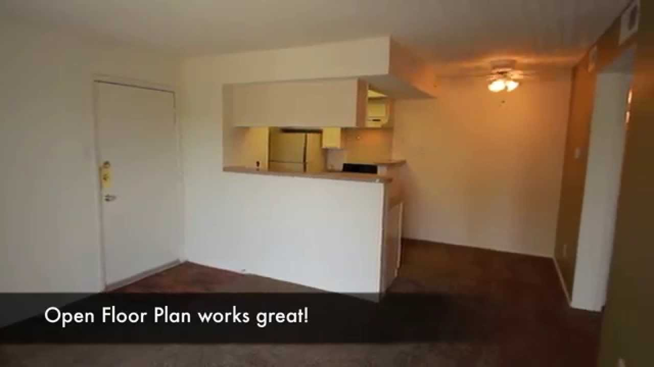 Elegant 1 Bedroom,1 Bath, 550 Square Feet, At Canyon Creek Apartments In Dallas,  Texas   YouTube