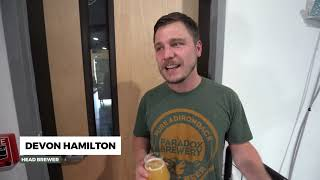 Paradox Brewery Walkthrough Tour