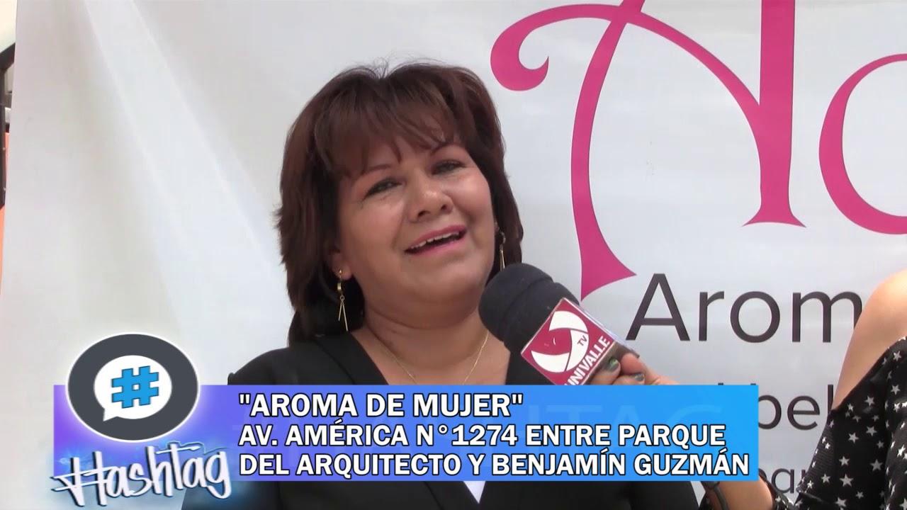 FERIA AROMA DE MUJER 2019