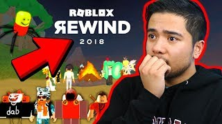 Why I wasn't in Roblox Rewind 2018...*REACTION*