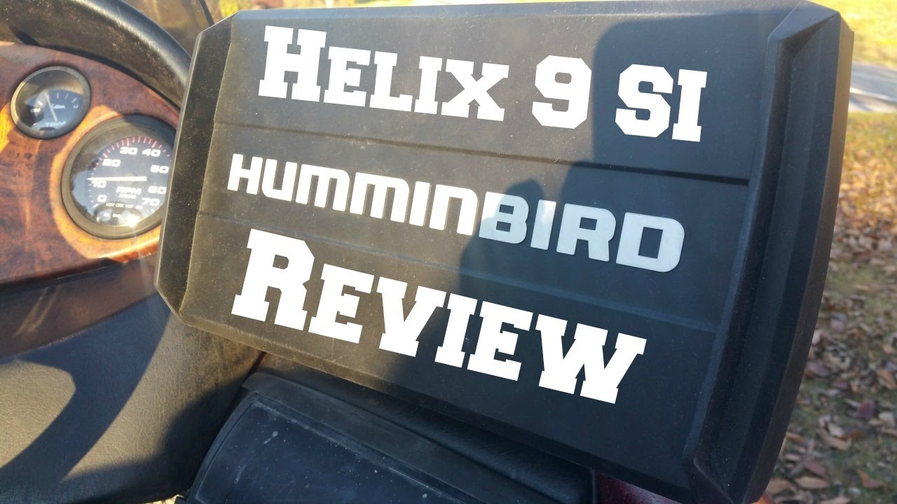 humminbird helix 9si review - keep'r cull - youtube, Fish Finder