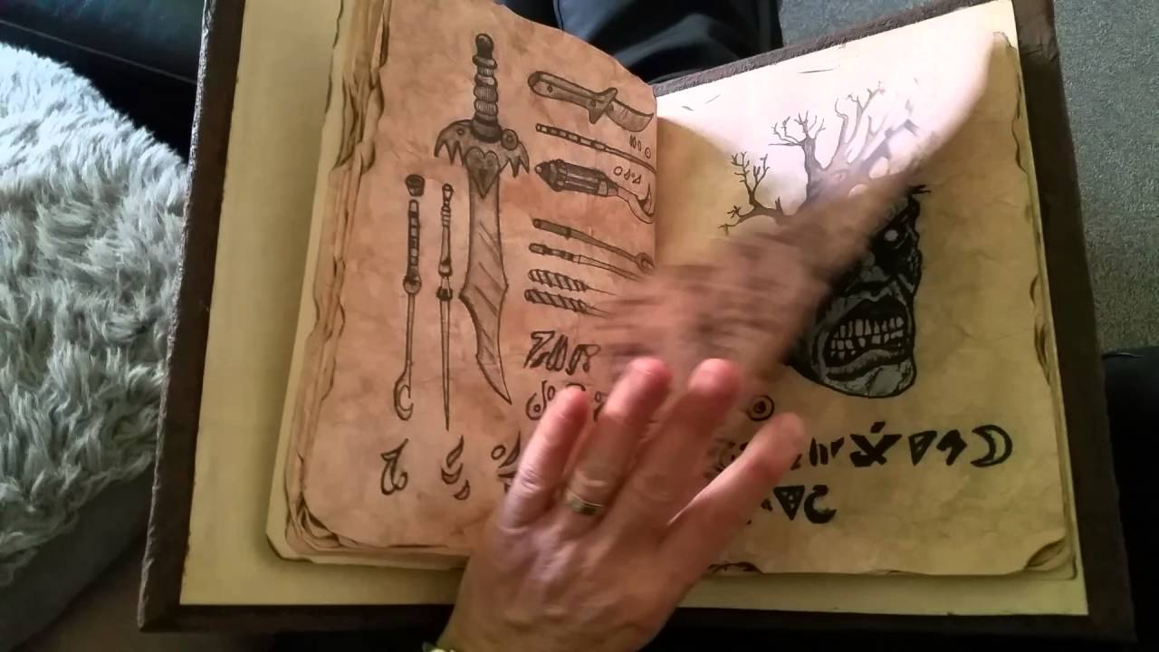 book of the dead replica