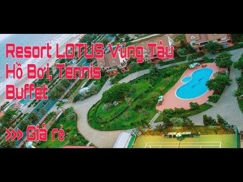 Review resort Lotus – Vũng Tàu – Đức Nguyễn