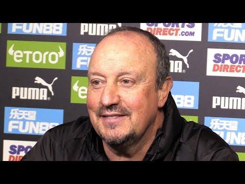 Rafa Benitez Full Pre-Match Press Conference - Newcastle v Everton - Premier League