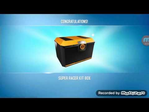 SUPER RACER KIT BOX
