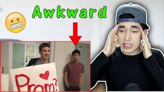 Most Awkward Prom Rejection Ever Reaction