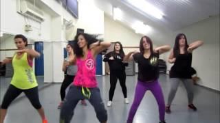 Zumba® fitness with Ifat -  Shaki Riddim - Sir Lewis & Shakira