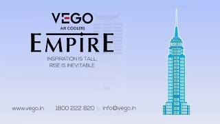 VEGO Tower Air Coolers : By VEGO Natural Cooling
