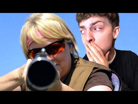 I TOLD HER TO SHOOT HIM! (911 Operator)