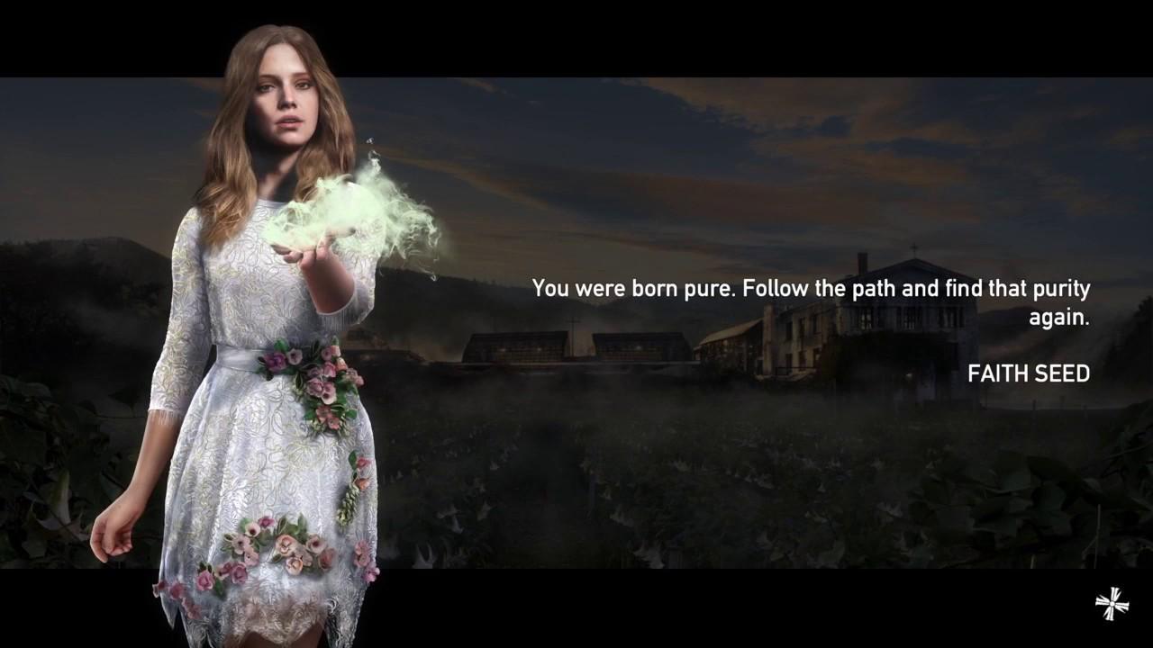 Far Cry 5 ~ Help Me Faith (choir background in-game music) on loop