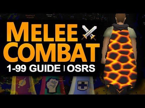 Theoatrix's 1-99 Combat Training Guide (OSRS)