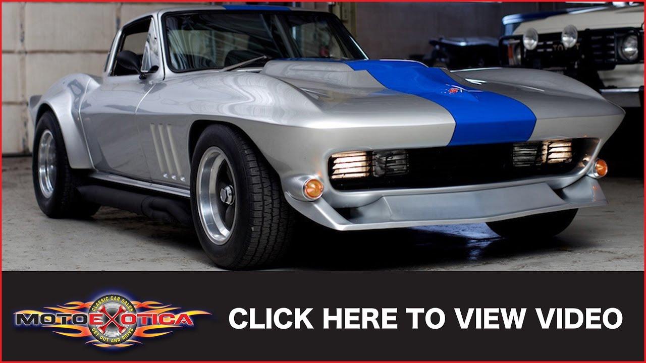 1965 Chevrolet Corvette Grand Sport Replica SOLD YouTube