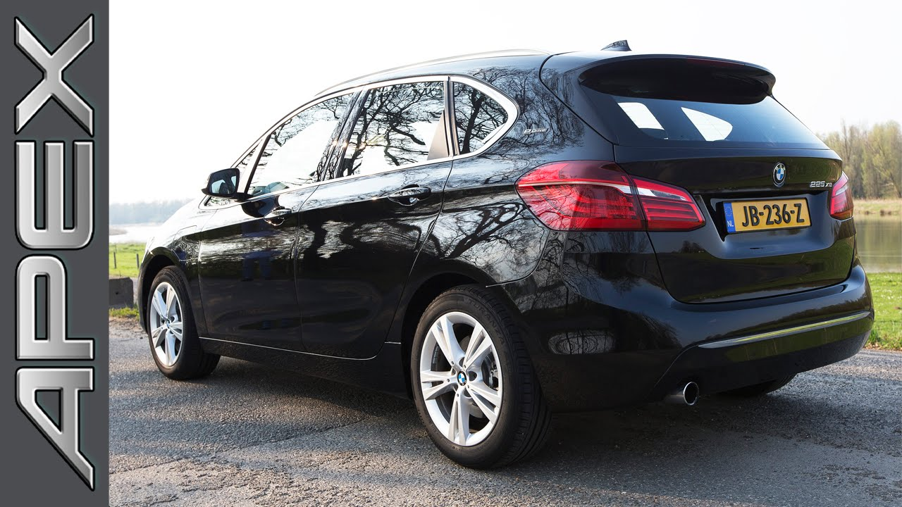 Bmw 225xe Active Tourer Plug In Hybrid Testdrive English