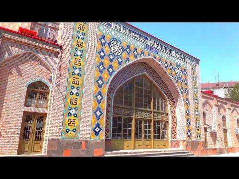 Ереван||Персидская мечеть в Центре|| Русский язык знают!? ||Август 2018.