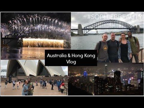 Sydney Australia & Hong Kong Vlog | SophieBBeauty