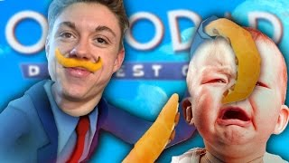 Having kids is easy! \ Octodad