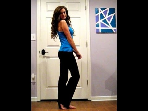 How I Style: Yoga Pants - YouTube