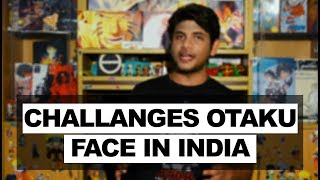 Challenges Otaku Face In India | Vlog 4 | Otaku In Town | ft. Nickk Otaku