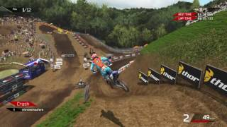 MXGP2 - The Official Motocross Videogame | aggressive online gameplay | maggiora-Italy | ps4