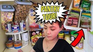 VLOG #99 : PAANO AKO MAG-ORGANIZE NG PANTRY? + HOUSE UPDATE - Via Austria
