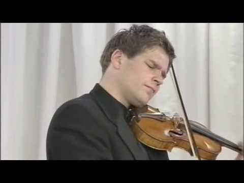 Pablo de Sarasate - Zigeunerweisen - (Nicolas Dautricourt - Toshiki Usui)