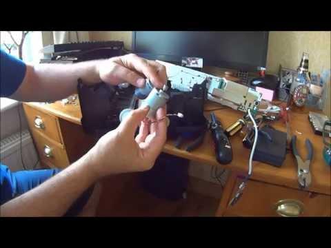 Repeat Epson XP-312 teardown by Bernhard Hofmann - You2Repeat