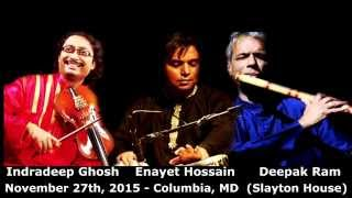 Concert Promo: Bansuri and Violin Duet - Nov 27 2015